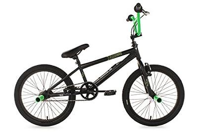 KS Cycling Jungen Fahrrad BMX Freestyle 20 Zoll Dynamix