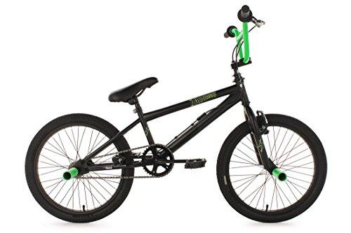 KS Cycling Fahrrad BMX Freestyle Dynamixxx, Grün, 20