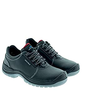 Aboutblu 2731102LA S3 SRC DGUV 112-191, Tiberius, Water Repellent Safety Shoe, Unisex, Green, Leather, Size 48