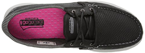 Skechers On-The-Go - Mist Damen Tennisschuhe Black Dot