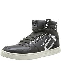 JimmyBar Perico - Zapatillas para hombre, color Dark Grey, talla 43