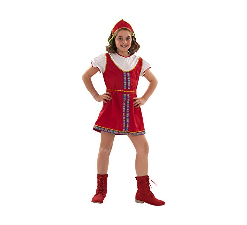 Russisch Mädchen Kostüm - Zzcostumes Russisches Kostüm für Mädchen in Verschiedenen Größen