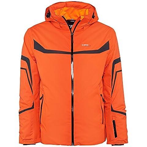 Central Project giacca da sci da uomo,