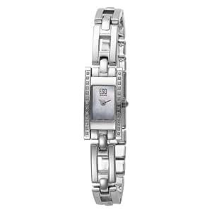 ESQ by Movado Femmes 7101111 Flair Montre-bracelet en acier inoxydable