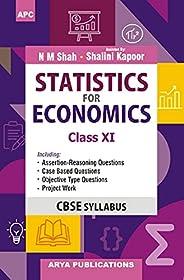 Statistics for Economics Class - XI