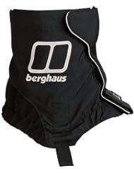 Berghaus Guêtre Glacier Noir Longueur plus courte
