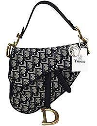 f1afa996ec595 Yoome Damen Designer-Schultertasche mit Nietengriff