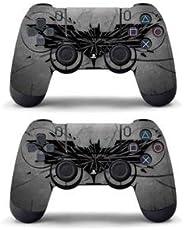 Elton PS4 Controller Designer 3M Skin for Sony PlayStation 4 , PS4 Slim , Ps4 Pro DualShock Remote Wireless Controller - Batman Logo , Skin for One Controller Only