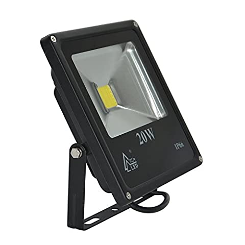 RSN® 20W LED Flood Light Warm White Outdoor Waterproof IP65 Security LED Light For Garden AC85-265V Aluminum 120 degree LED Refector