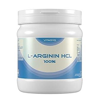 Vitasyg L-Arginin HCL