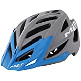 MET Terra Mountain Bike Helmet grey 2015 Mountain Bike Cycle Helmet
