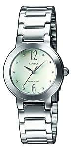 Casio Collection Damen-Armbanduhr Analog Quarz LTP-1282PD-7AEF