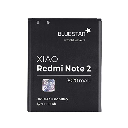 Blue Star Premium - Batería Li-Ion litio 3020 mAh