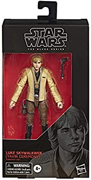 Star Wars The Black Series Luke Skywalker (Yavin Ceremony), A New Hope Collectible Figure, Kids Ages 4 and Up