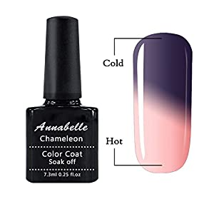 Annabelle Vernis semi permanent cameleon Gel UV LED Nail Art Vernis à Ongles Soak Off Manucure 7.3ml 5747