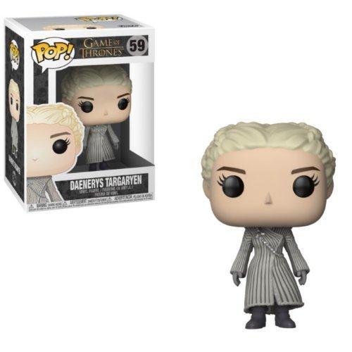 Funko Pop! - Game of Thrones Daenerys Figura de Vinilo, (28888)