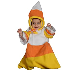 Dress up America - Bebé palomita de maíz Dulce, Disfraz Talla 0-12 Meses (402-12mo)