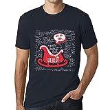 Photo de Ultrabasic Homme T-Shirt Graphique Merry Christmas from Beirut par Ultrabasic