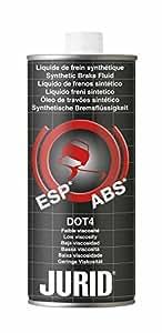 BENDIX 151042BV Bidon Liquide de Frein Dot4+ ABS ESP, 485 ml