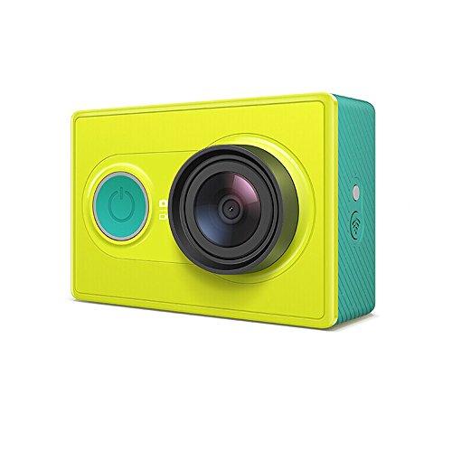 Foto Xiaomi Yi Sport Cam Action Camera Ambarella A7LS WiFi Bluetooth 4.0 16.0MP 1080P Action Sport DV (Yellow)