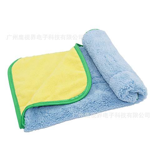Car Wash Fiber & Coral Velvet Handtuch