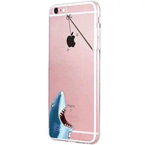 Cover iPhone 6 iPhone 6s, Sportfun morbido protettiva TPU Custodia Case in silicone per iPhone 6 iPhone 6s (13) 14
