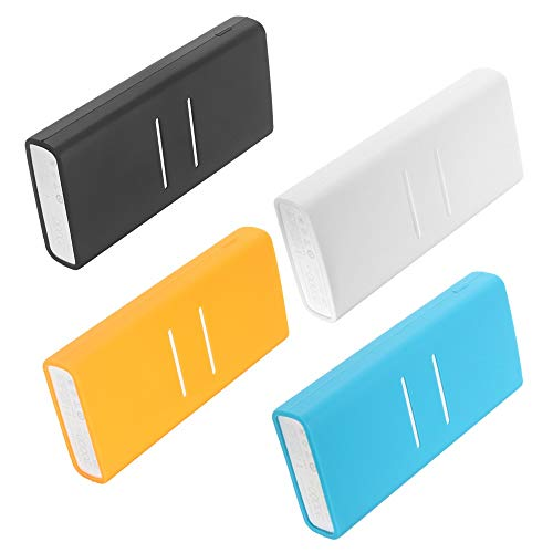 Silicon Soft Cover Protective Case TPU for Xiaomi MI Powerbank 2i 20000 mAh Cover
