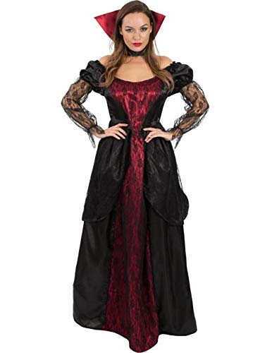 Costume Vampira di Halloween – adulto Medium