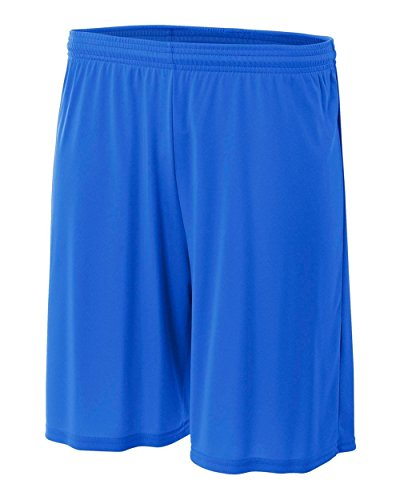 A4 22,9 cm Cooling performance shorts blu cobalto