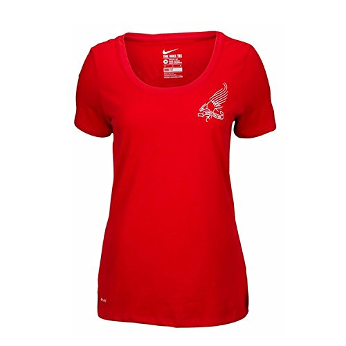 Nike Women's Red Team USA Olympic Time Trials Performance T-Shirt (X-Large) (Nike Olympic Usa)