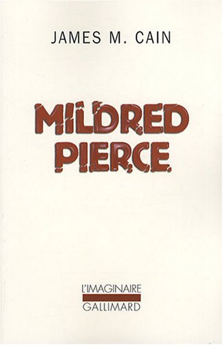 Mildred Pierce descarga pdf epub mobi fb2