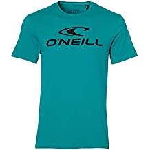 O'Neill LM, Camiseta para Hombre, Verde (Veridian Green 6141), Large (Tamaño del fabricante:L)