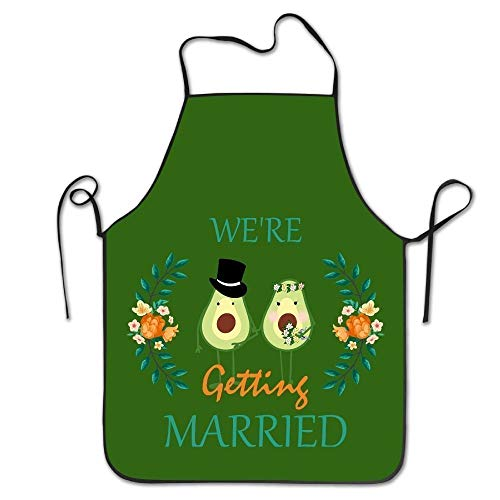 Einfach Kostüm Kreative Paar - lears Der lustige kreative Druck der Paar-Frauen, der Schürzen kocht
