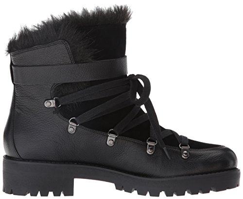 Nine West Womens Orynne Leather Boot Black