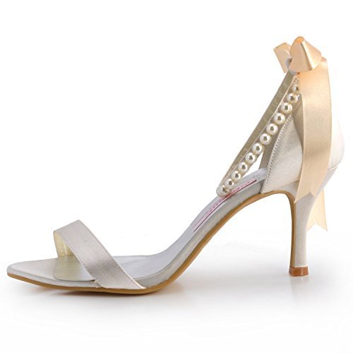 Kevin Ivoire tendance de Fashion Chaussures mariage femme aWZaTn