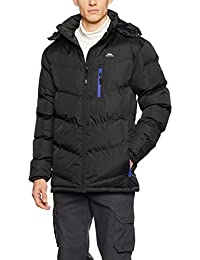 Trespass Men's Blustery Padded Insulated Outdoor Jacket