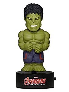 NECA Vengadores La Era de Ultrón Figura Movible Body Knocker Hulk 15 cm