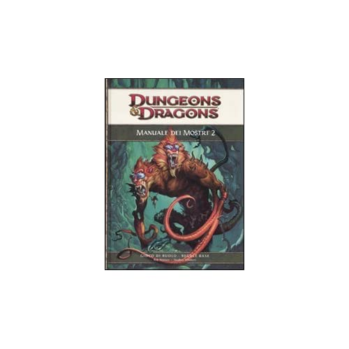 Dungeons & Dragons. Manuale Dei Mostri: 2