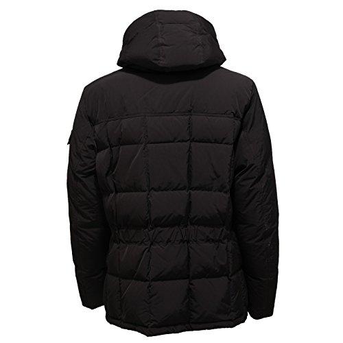 0431V giubbotto piumino uomo WOOLRICH BLIZZARD jacket men Nero