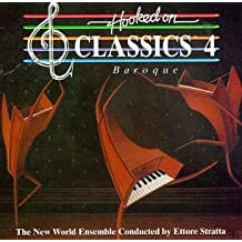 Hooked on Classics 4 / Baroque by Hooked on Classics (1992-05-08)
