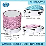 Premium Mini Bluetooth Speaker With USB Port / Memory Card Slot With Disco Lights Awesome Effects