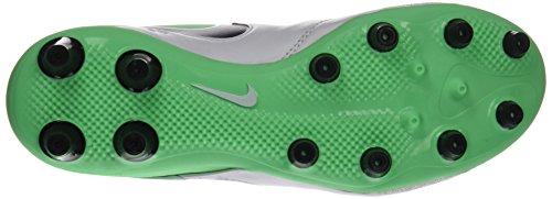 Leather Fußballschuhe electro Green II White AG Nike Herren Pro Genio Elfenbein Tiempo black w0SInUxqf