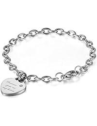Armkette  Suchergebnis auf Amazon.de für: armketten gravur: Schmuck