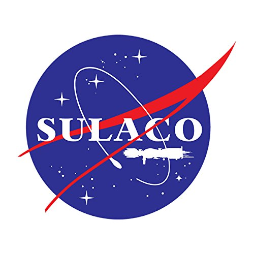 Sulaco NASA Logo Aliens Women's Vest White