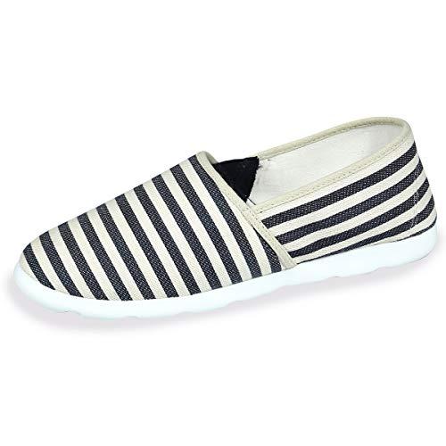 31ac9e87392a6 Isotoner Xtra Flex Men's Shoes Blue Size: 11 UK