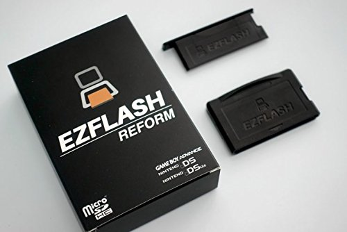 Official New, Latest version - EZ-Flash IV 4 Reform GameBoy Advance - GBA