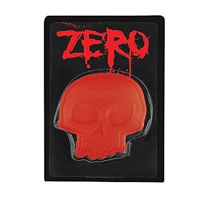 Zero Skateboards Skull Red Skate Wax by Zero Skateboards