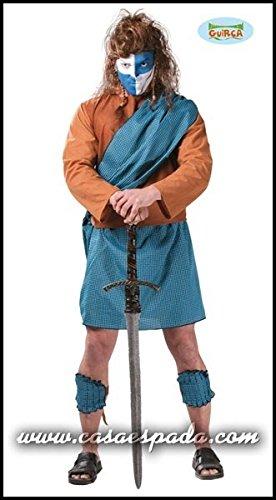 Schottische Karneval Kostüm Erwachsene (Schottische Kostüm Für Erwachsene)