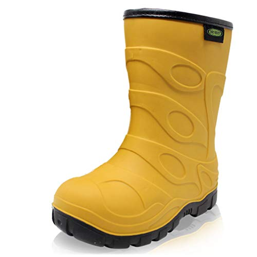 Dirt Boot Boys Girls Thermal Winter Wellington Wellies Kids Rain Snow Booties