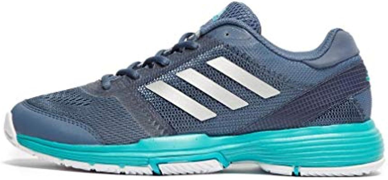 Zapatillas de Tenis Adidas Barricade Club para Mujer, Azul, 39 1/3